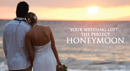 Four Seasons Resort Maui at Wailea - Your wedding gift - the perfect honeymoon