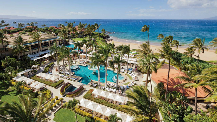 Four Seasons Resort Maui at Wailea Resort Credit