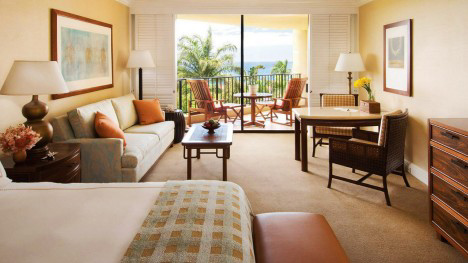 Accommodations at Four Seasons Resort Maui at Wailea