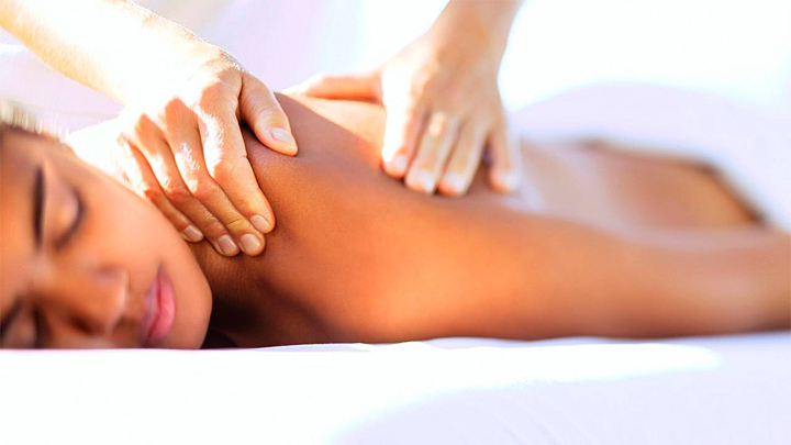 Couples Oceanside Massage